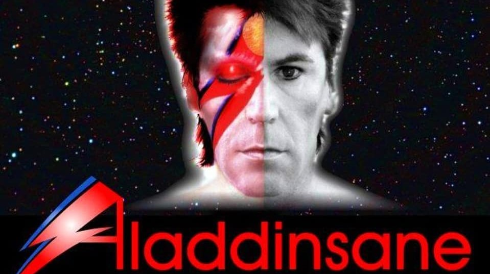 Aladdin Sane (David Bowie Tribute Band)