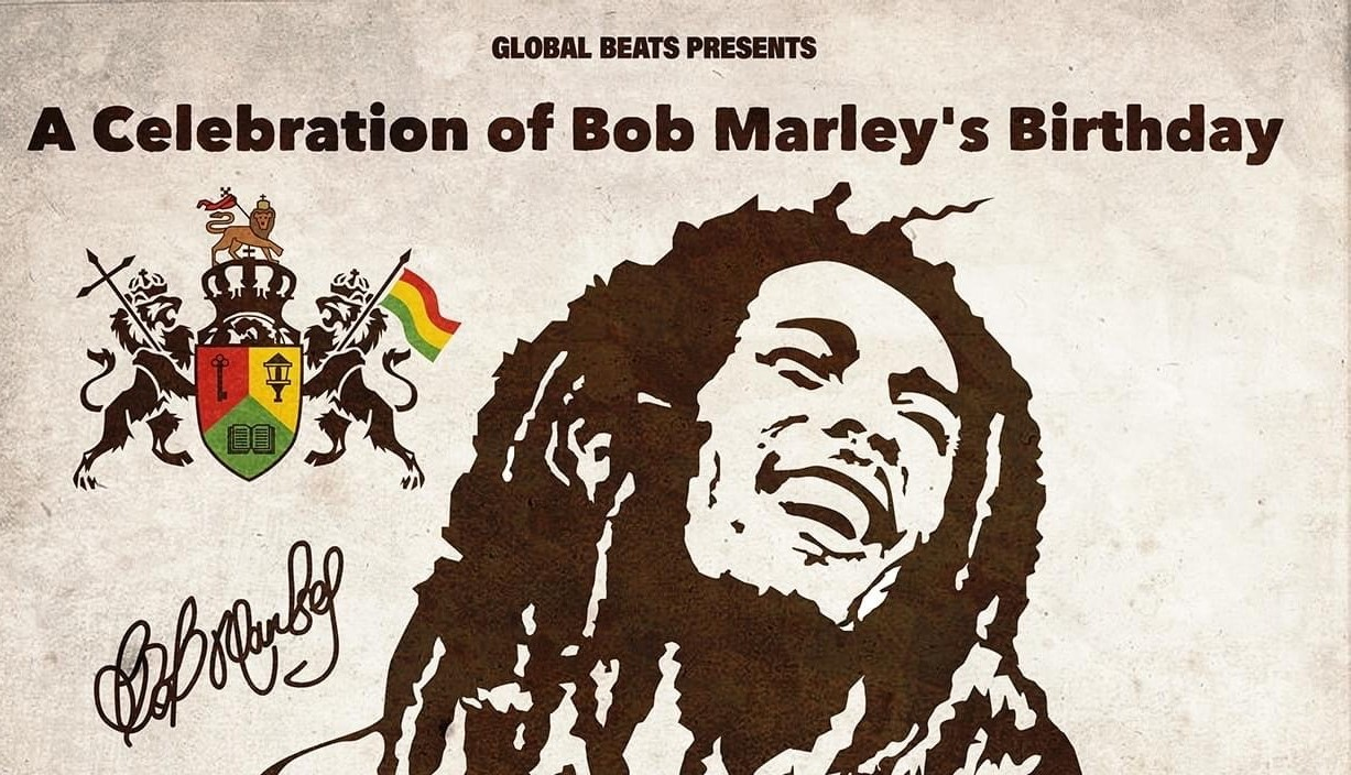 Bob Marley performed by The Marley Experience