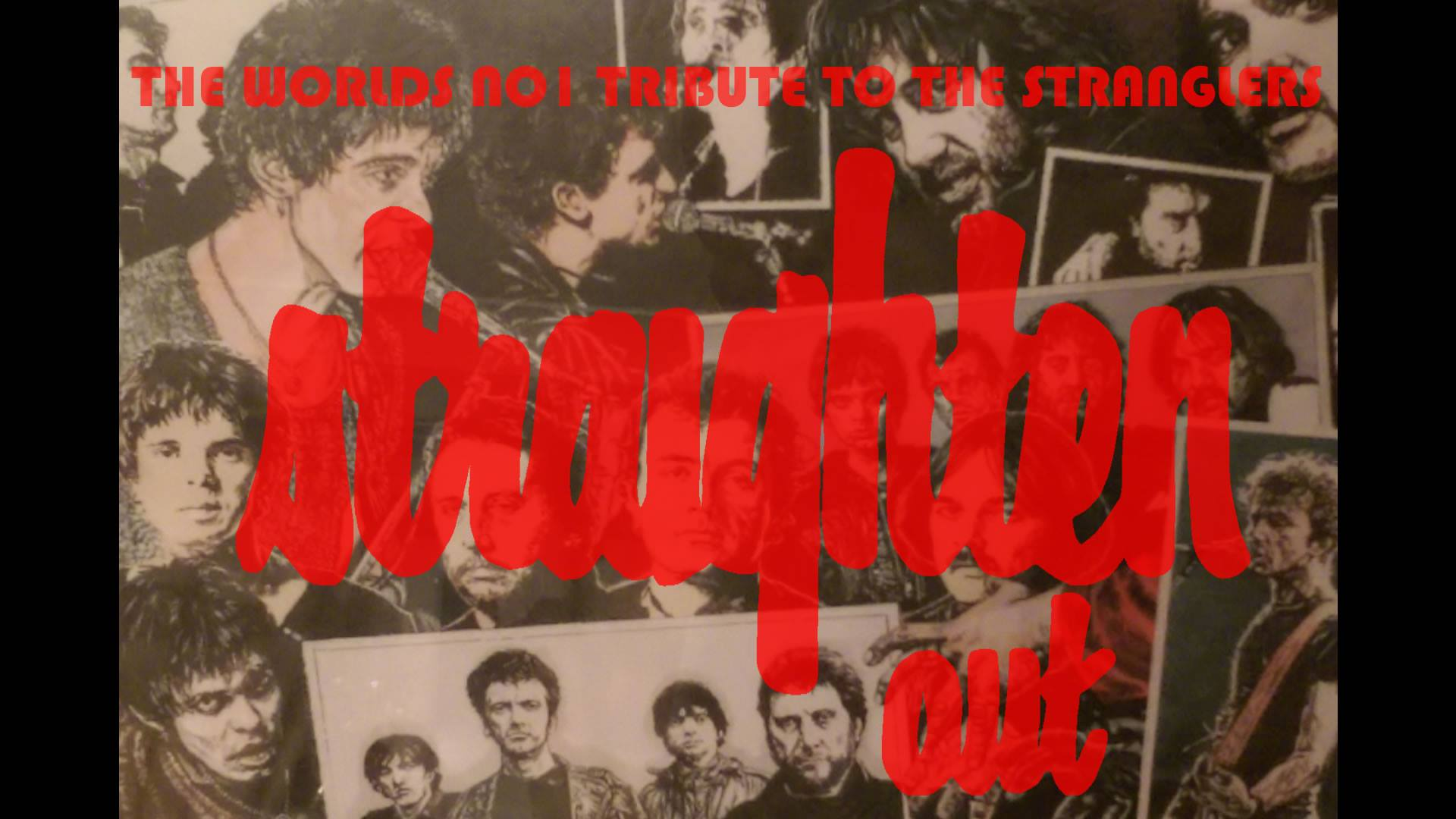 The Stranglers performed by Straighten Out