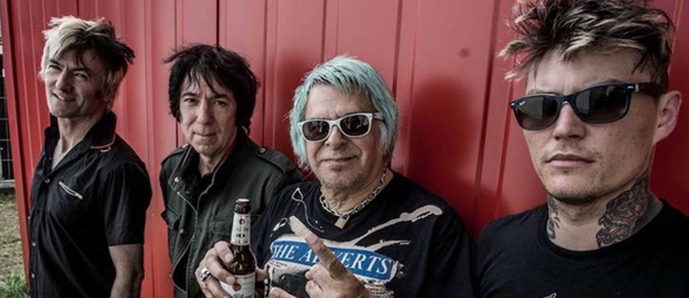 UK Subs (Diminished Responsibility) + Knock Off