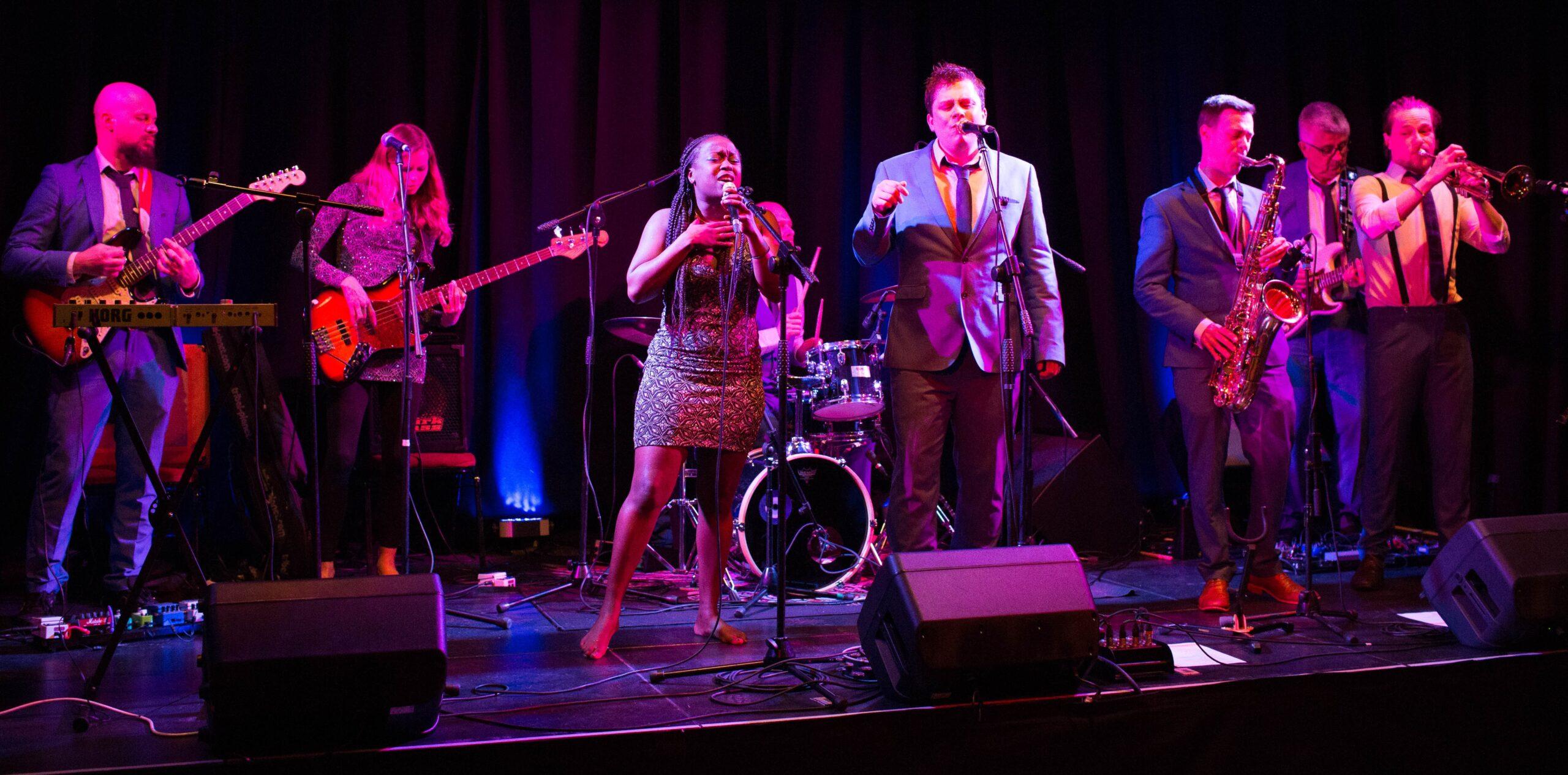 South Coast Soul Revue's Soul 'n' Funk Party
