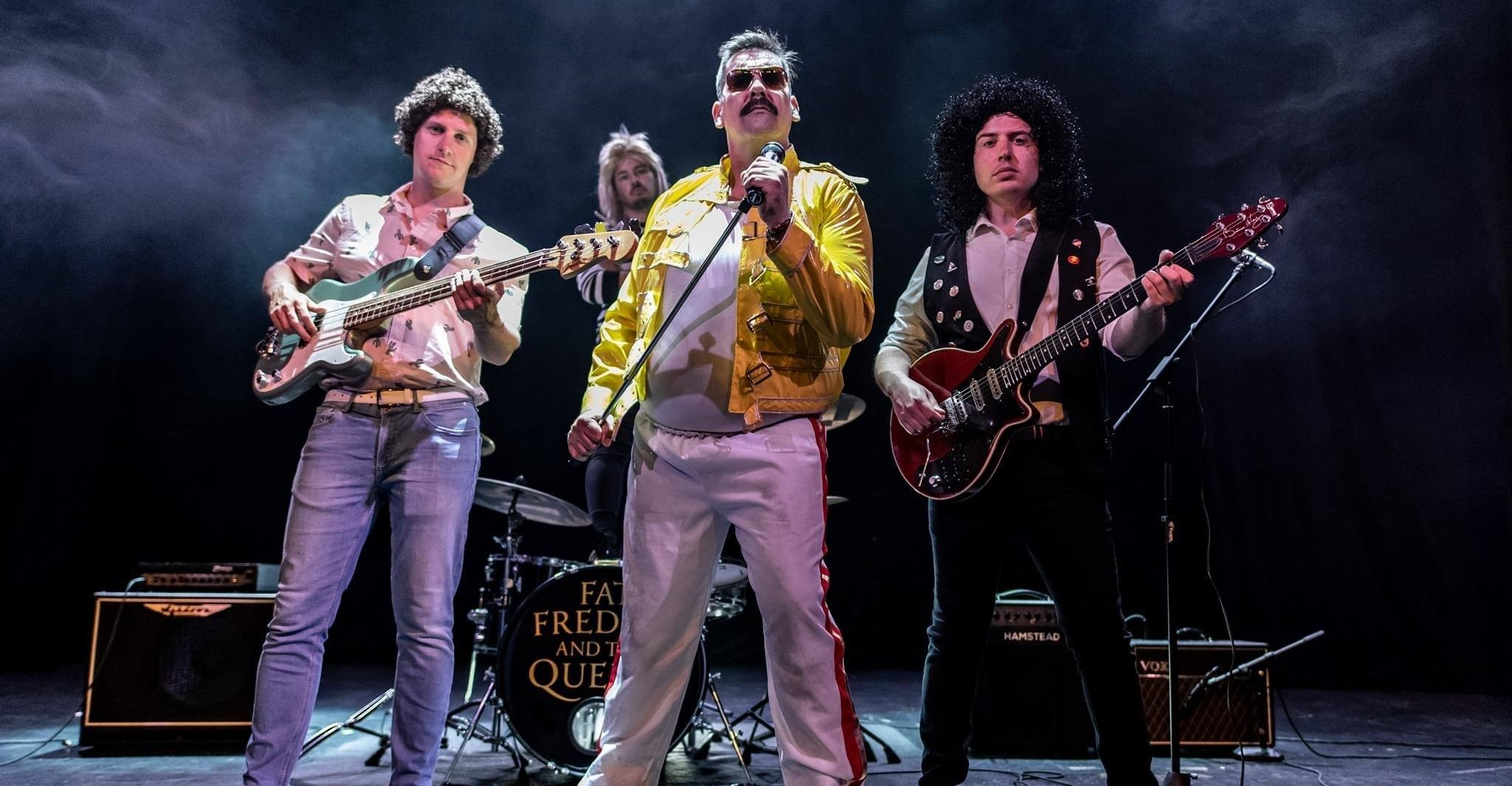 Fat Freddie And The Queens