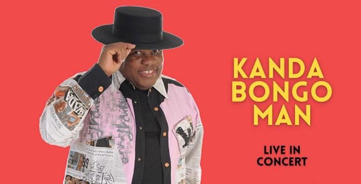 Kanda Bongo Man (New Date)