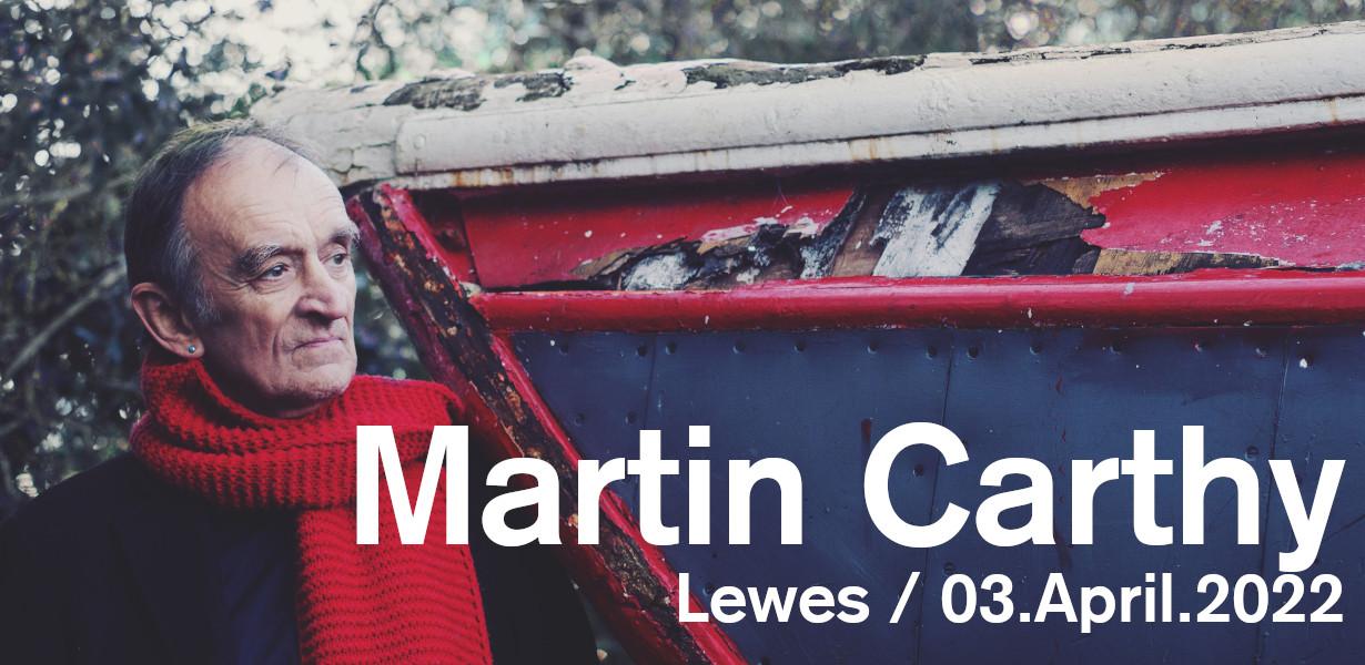 Martin Carthy (Postponed New Date 03.04.22)